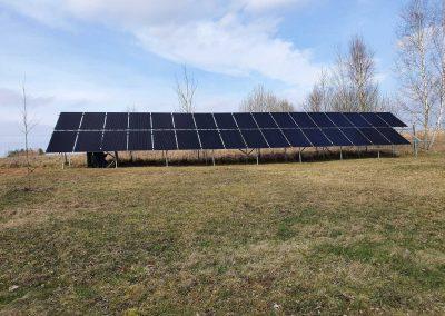 Antžeminė saulės elektrinė