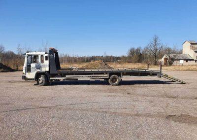 Autovežis veža iki 6 tonų